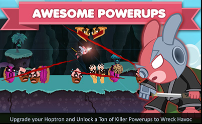 Awesome Powerups!